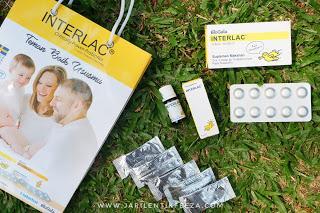 Kupas Tuntas INTERLAC Probiotics, Amankah untuk sikecil?