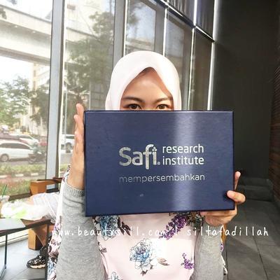[First Impression] Safi Research Institute Mempersembahkan White Expert Series