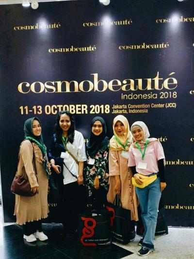Event Cosmobeaute 2018