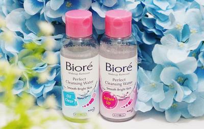 Hapus Makeup Instan dengan Biore Perfect Cleansing Water #MeisUniqueBlog