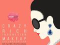 Beautiesquad Collab : Crazy Rich Indonesian Makeup Look