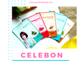 Review: Celebon Colagen Essence Mask | Pomegranate, Snail, Seaweed, Red Gingseng & Platinum