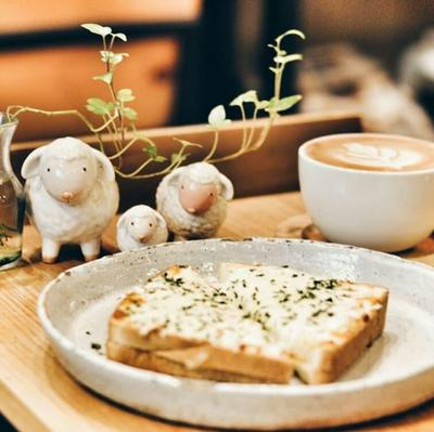 Yuk Nongkrong Asik Bareng Domba di Kafe Unik Instagramable, Thanks Nature Sheep Café