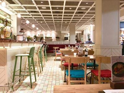Pasta House AW Kitchen by Akira Watanabe - Plaza Indonesia