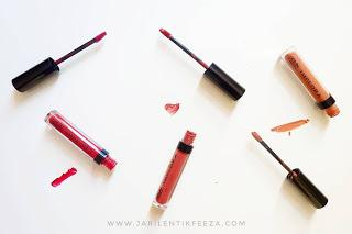 (Review) IMPLORA Urban Lip Cream Matte - All Shades