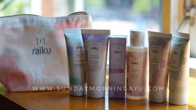 RAIKU BEAUTY ANTI AGING SERIES || COBAIN SKINCARE ANTI AGING