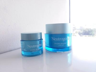 Favorite Moisturizer: Neutrogena Hydro Boost Water Gel Review