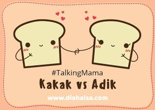 Talking Mama: Kakak VS Adik Versi Duo FZ