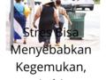 (Sharing) Hati-hati! Stres Bisa Memicu Naiknya Berat Badan!