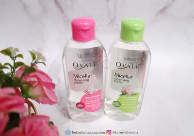 [Makeup Review] - Ovale Micellar Cleansing Water