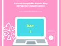 6 Alasan Kenapa Aku Menulis Blog | Day 1 #BPN30dayChallenge2018