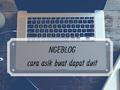Ngeblog Cara Asik Buat Dapat Duit