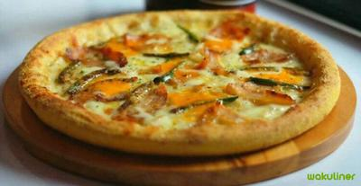Lihat Nih Resep Pizza Mini Sederhana, Enak, dan Anti Gagal!