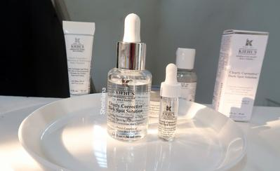 [Beauty Review] Kiehl's Clearly Corrective Dark Spot Solution Serum Penghilang Bekas Jerawat