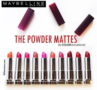 Lipstik Matte Drugstore Ini Nggak Bikin Bibir Kering, loh!