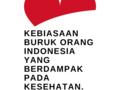 Kebiasaan Buruk Orang Indonesia yang Berdampak Pada Kesehatan.