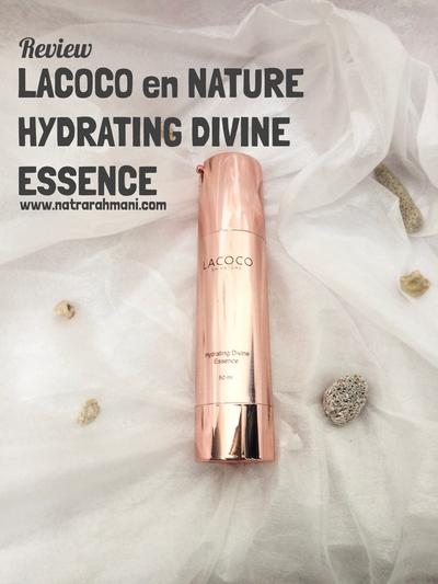 [REVIEW] LACOCO EN NATURE HYDRATING DIVINE ESSENCE