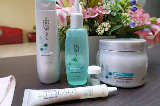 #REVIEW TREATMENT COOL THERAPY++ BY MATRIX