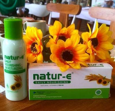 Cantik dari dalam bersama Natur-E