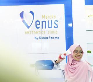 (Event) - Soft Launching Marcks' Venus Aesthetic Clinic (MVC)