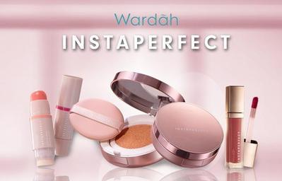 Wardah Luncurkan Rangkaian Kosmetik Terbaru Wardah Instaperfect! Cantik Banget!