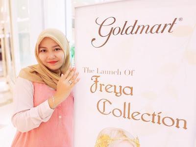 Launching Freya Collection by Goldmart untuk Pecinta Keindahan dan Kemewahan