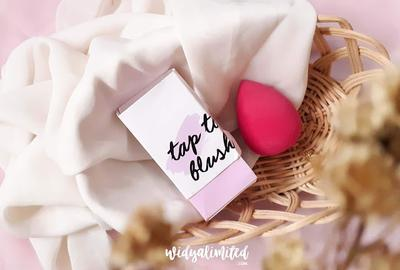 [Honest Review] Tap to Blush, Beauty Sponge Lokal Kualitas Internasional [Bahasa Indonesia]