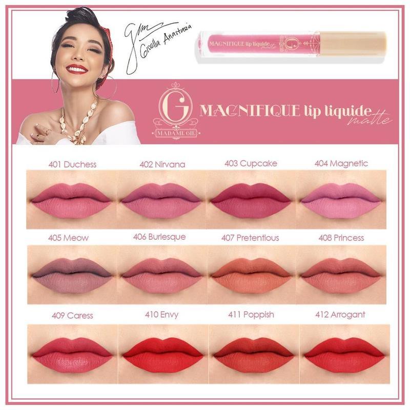 Madame Gie!!! Kosmetik Yang Lagi Ngehitzz!!!!