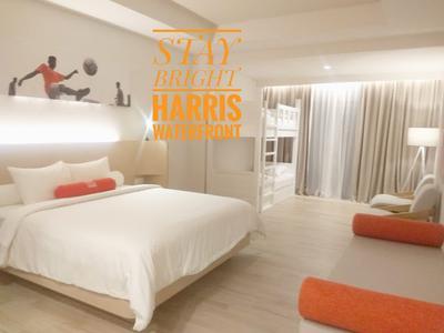 Konsep STAY BRIGHT Dalam Re Opening Harris Waterfront Marina Batam