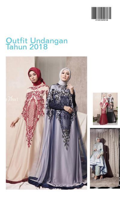 Outfit Undangan Tahun 2018