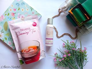 Review Jujur Noera Slimming Hot Gel - Noera Slimming Tea   Haloanisa.com