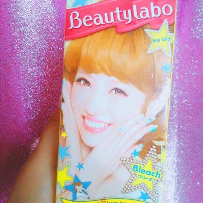 [REVIEW] BEAUTYLABO BLEACH HAIRCOLOR