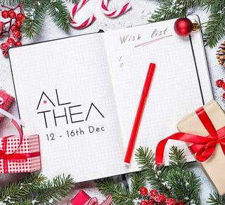 My Althea Christmas Wish List