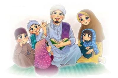 Ibu Harus Bahagia Agar Keluarga Bahagia