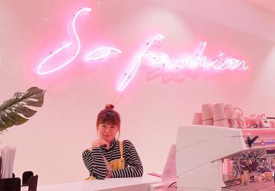 Food Monster Escape: So Fashion Cafe (Mall Taman Anggrek, Jakarta)