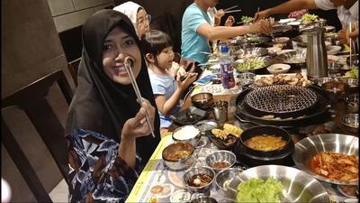 Serunya Makan di Magal Korean BBQ House