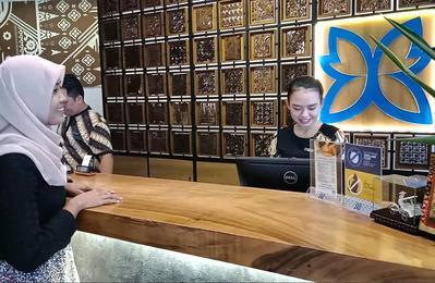Staycation Seru di Batiqa Hotel Palembang