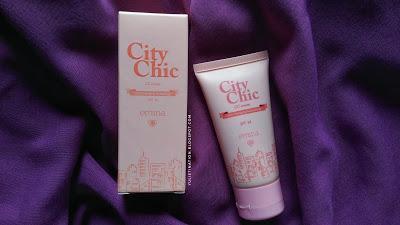 REVIEW : Emina City Chic CC Cream SPF 34 (Natural)