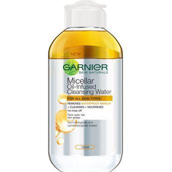 Review Garnier Micellar Oil - Infused Cleansing Water