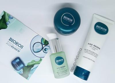 REVIEW : Biokos Age Renew Series