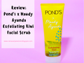 Review: Pond's x Maudy Ayunda Exfoliating Kiwi Facial Scrub