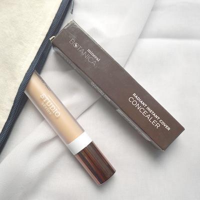 Concealer Kece Dibawah Rp100k! Mineral Botanica Radiant Instant Cover Concealer Review