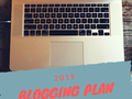 2019 Blogging Plan