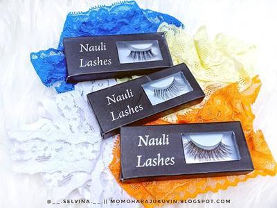 [15/01/2019] . Aku tuh orang nya dari dulu mau ke kondangan / ke mall gitu ,sama sekali gak pernah pakai yang nama nya fake eyelashes. . Kadang sesekali juga pengen pakai fake eyelashes ,biar mata lebih hidup gitu. Nah,kebetulan beberapa hari yang lalu aku coba pakai fake eyelashes dari @naulicosmetics selama +/- 7 jam. . Beneran nyaman di mata,gak bikin berat dimata,dan fake eyelashes dari @naulicosmetics ini lembut banget. . Thank you @naulicosmetics @piiziiwiizii @beautygoers . #naulicosmetics #beautygoersID #selvinareview #beautygoersmedan