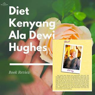 Diet Kenyang Ala Dewi Hughes