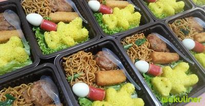 Bento, Jenis Nasi Kotak yang Jadi Favorit!