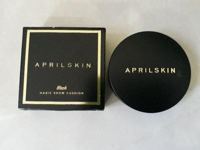 Aprilskin Black Magic Snow Cushion 2.0 (Review)