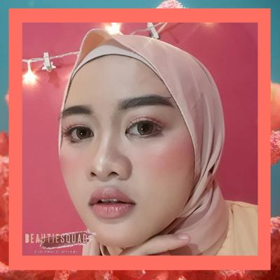 Curcol Trend Coral Look Makeup 2019 – Collab with Beautiesquad
