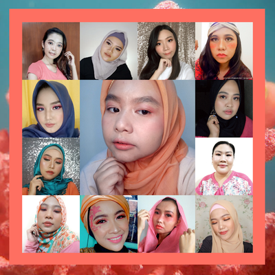 Coral Makeup Collaboration with Beautiesquad
