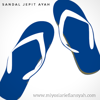 Sandal Jepit Ayah